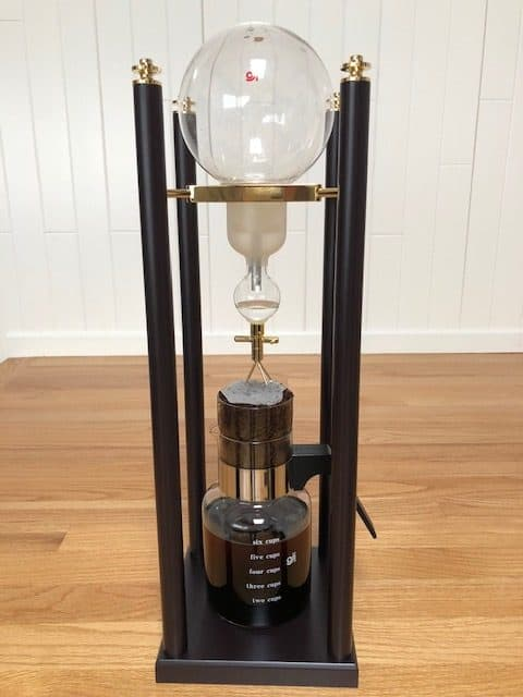 Japanese cold brew coffee machine