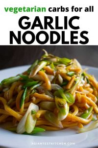 garlic noodles pinterest image