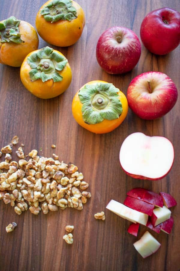 healthy ambrosia salad ingredients