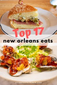 What to Eat in New Orleans - Top 17
