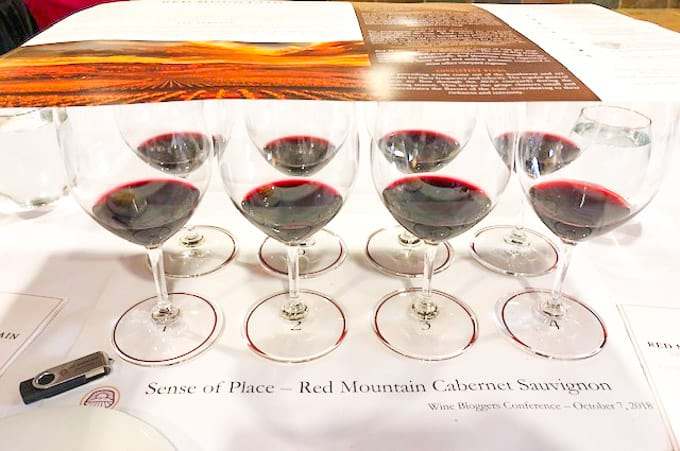 8 Red Mountain Wineries make Cabernet Sauvignon