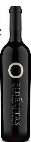 Fidelitas Red Mountain Cabernet Sauvignon