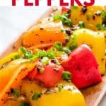 best bell peppers pinterest image