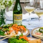 South African Chenin Blanc with Vietnamese Food