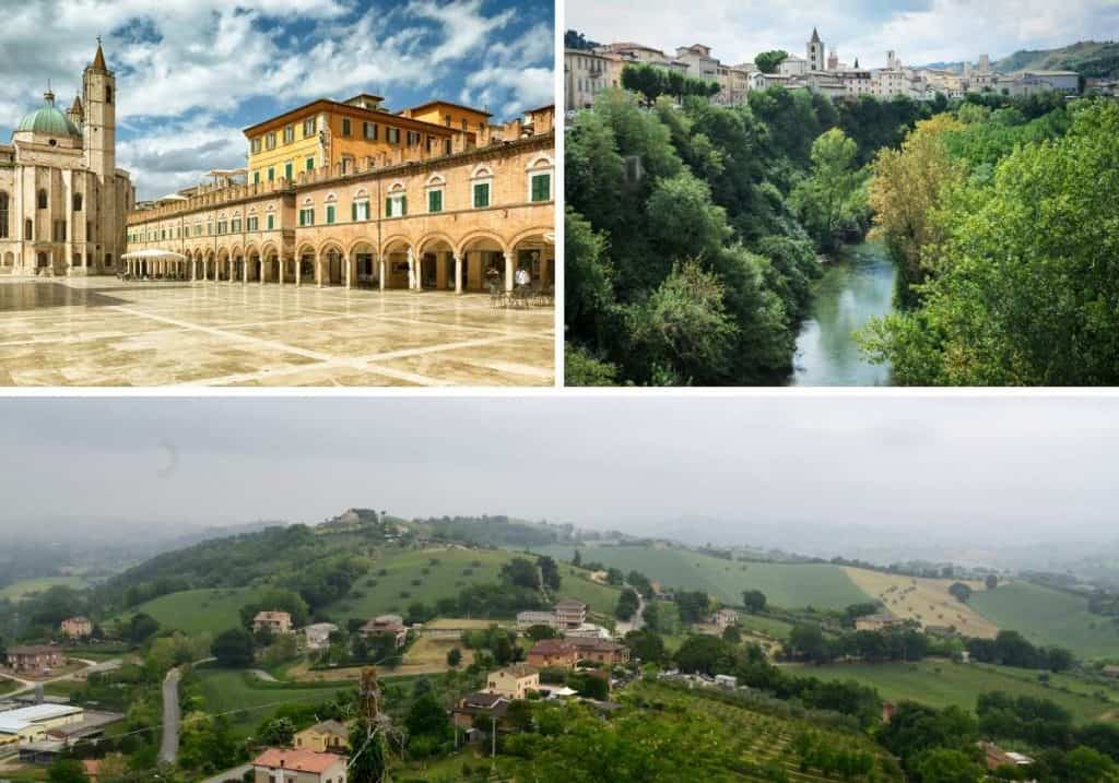 landscape photos of Piceno, Italy